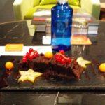 Cake in RoomMate Gerard Suite
