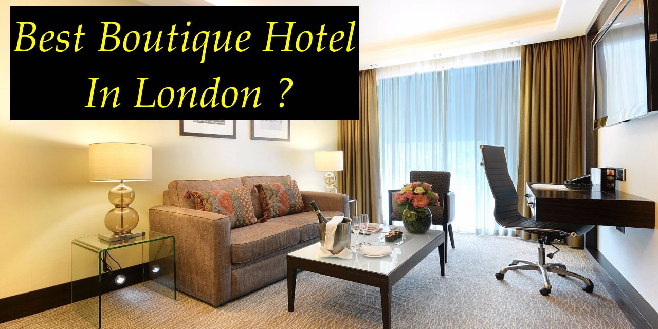 The Montcalm Marble Arch Hotel in Central London, Uk